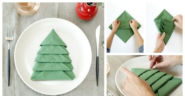 5-Pointed Origami Star Gift-Tags or Decorations with Christmas ... | 320x616