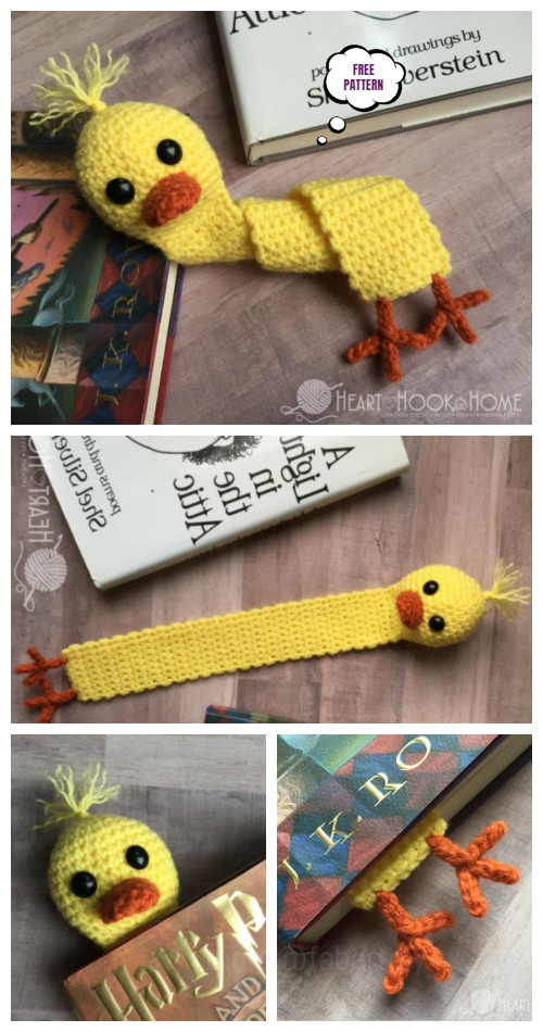 Yellow rubber duck crochet PATTERN Amigurumi duck pattern DIY ... | 950x500