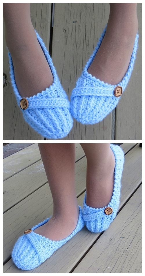 Knit Anne Lee Slippers Knitting Pattern
