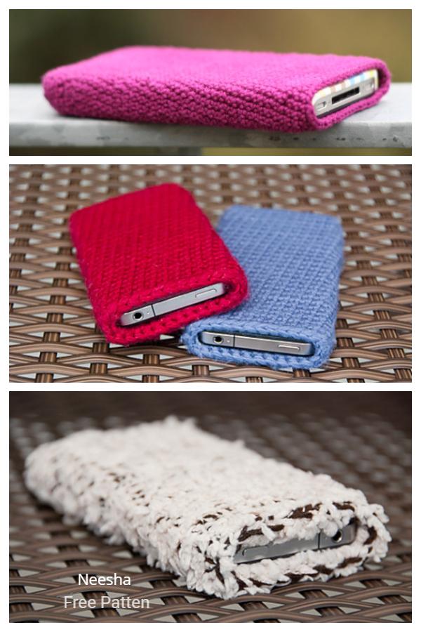 Easy Electronics Sleeve Free Crochet Pattern