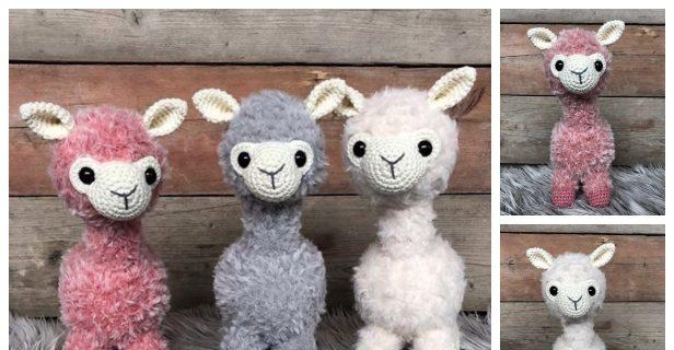 Amigurumi Alpaca free pattern. - A little love everyday! | 320x616