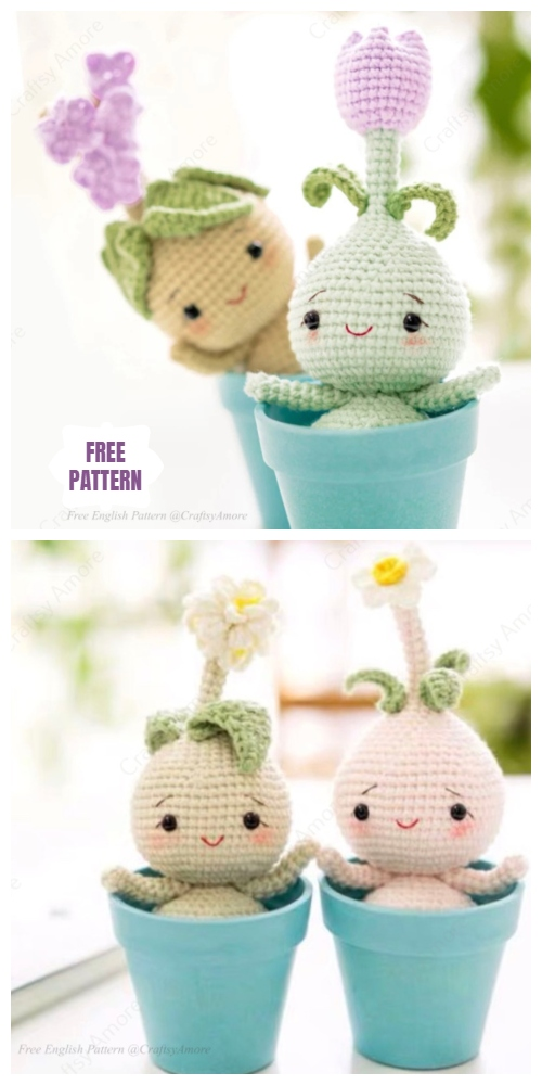 Molly Doll Amigurumi Free Crochet Pattern | 1000x500