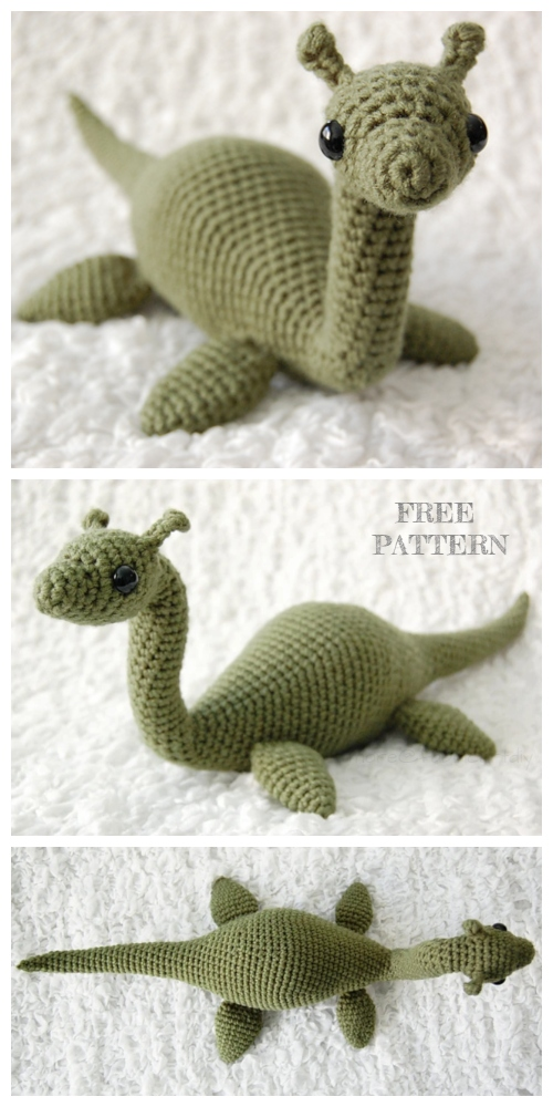 Buster the Monster – Amigurumi Crochet Pattern | | 1000x500