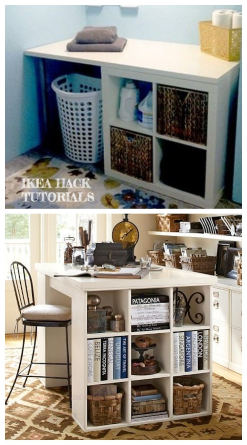 20 Storage Cube Organizer Ideas To Declutter Your Home