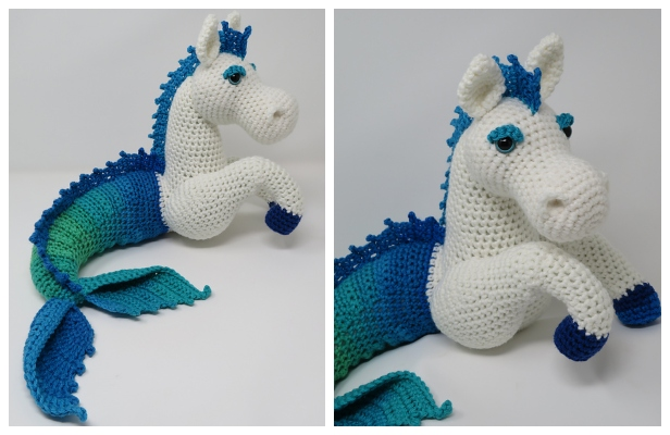 Free Crochet Horse Pattern, make it'd be cool to learn | Crochet ... | 400x616