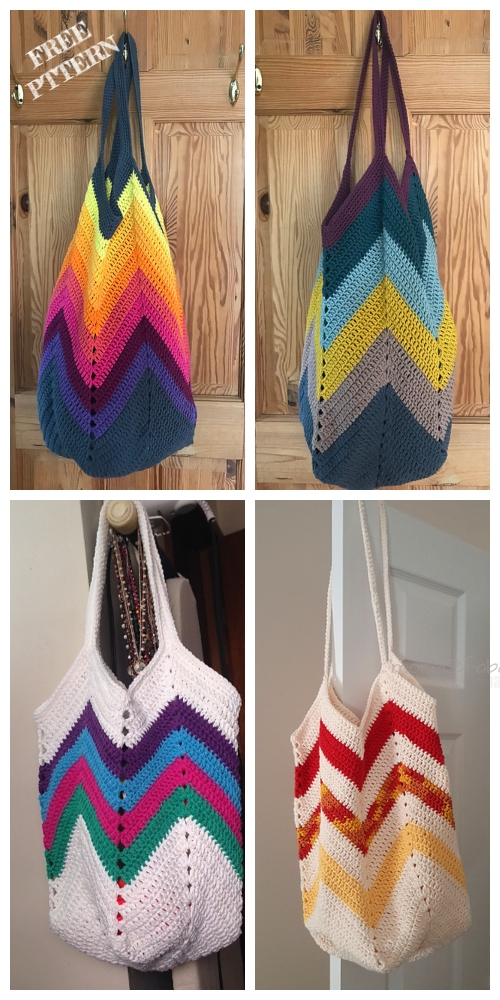 Solid Granny Square Handbag Free Crochet Pattern and Paid