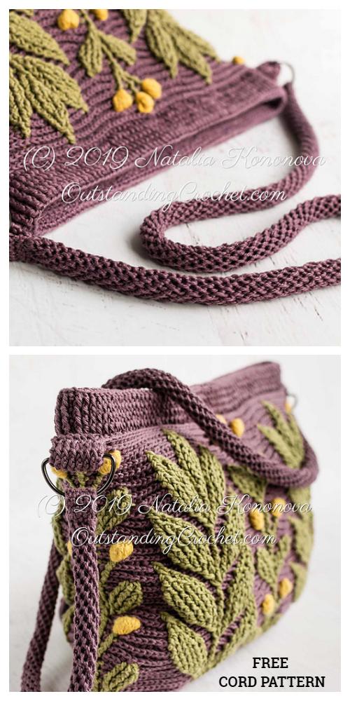 Climbing Vine Hat Crochet Patterns