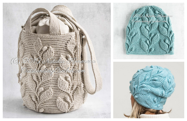 Fab Climbing Vine Stitch Crochet Patterns