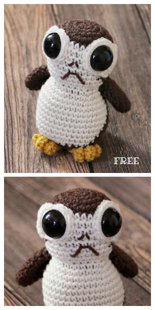 That's No Moon, That's Star Wars Crochet! 10 Free Patterns - moogly | 1000x500