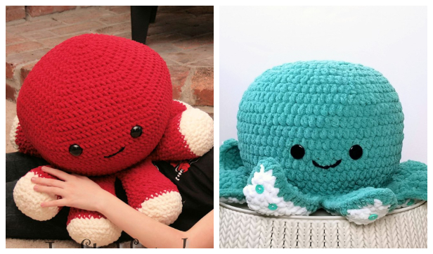 The Complete Guide to Giant Amigurumi - a crochet ebook | Crochet ... | 361x616