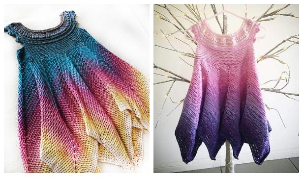 Fabulous Fairy Dress Crochet Pattern