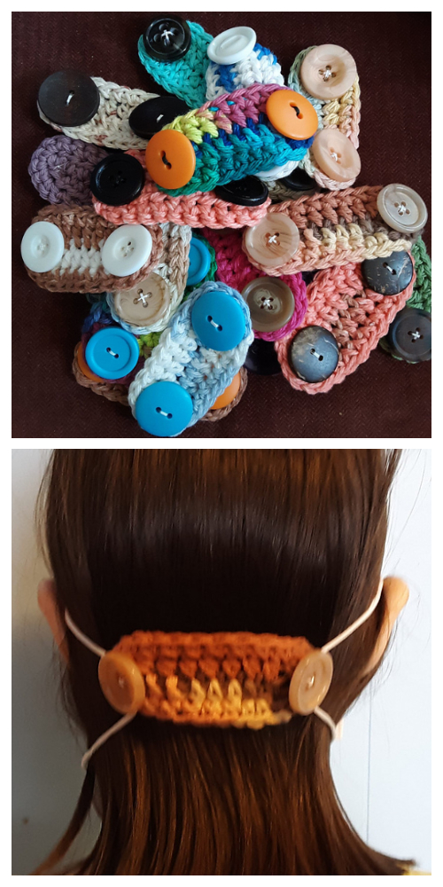 Quick Mask Mates Free Crochet Patterns