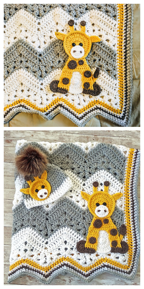 Chevron Blanket Free Crochet PatternsChevron Blanket Free Crochet Patterns