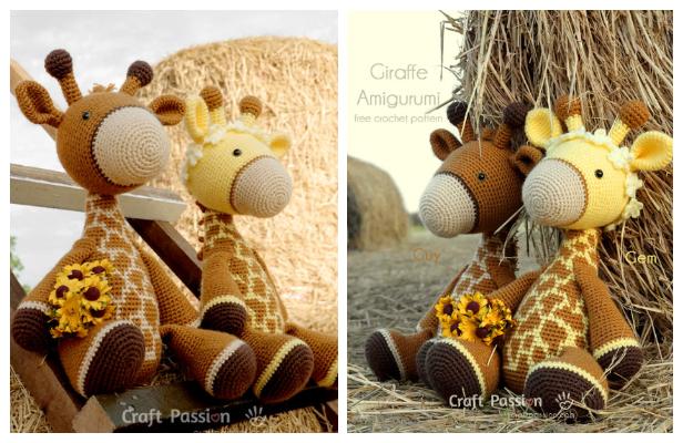Hearty Giraffe amigurumi pattern | Giraffe crochet, Crochet toys patterns, Amigurumi  pattern | 400x616