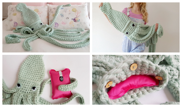 Hot Water Cozy Free Crochet Patterns
