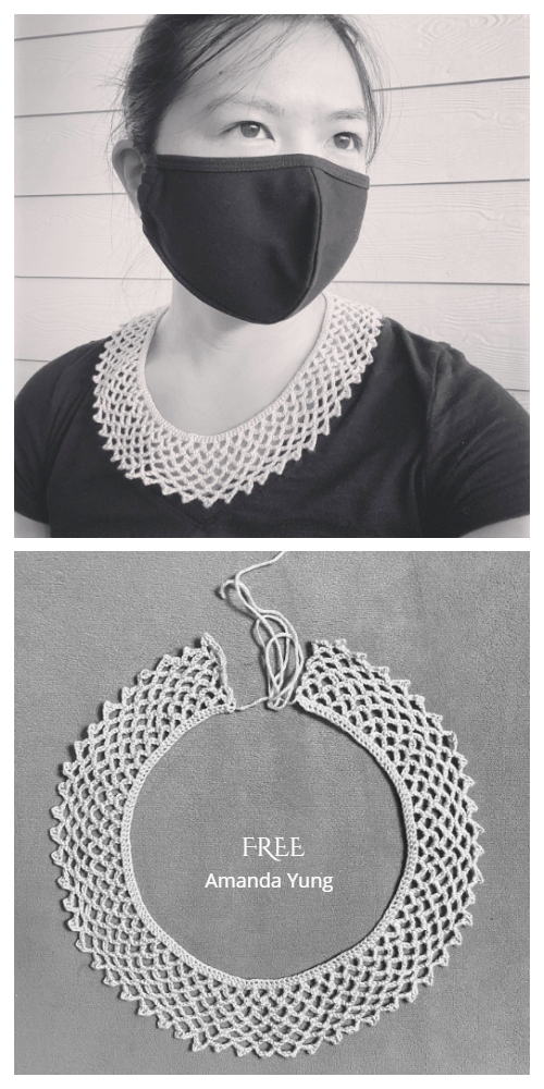 Lace RBG's Favorite Collar Free Crochet Patterns