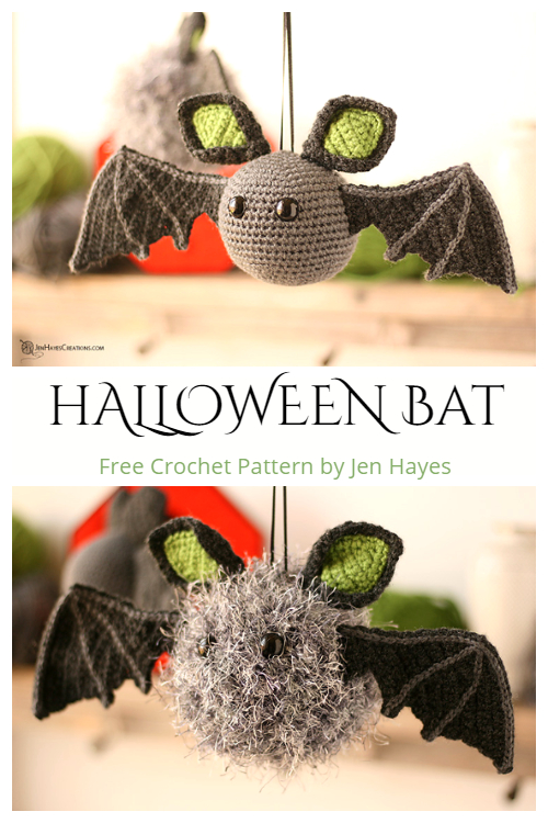 Crochet Bat Amigurumi Free Patterns