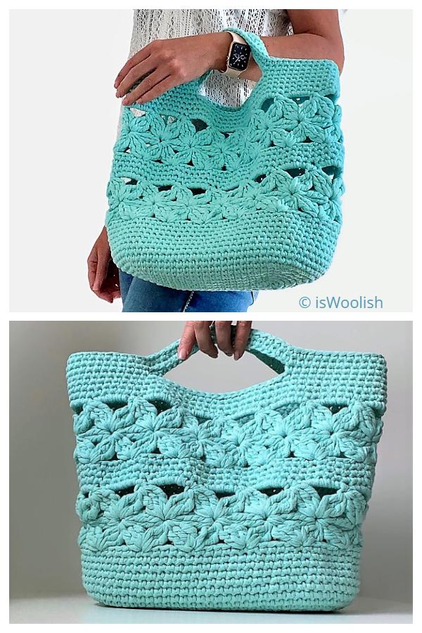 Siril Bag Crochet Patterns