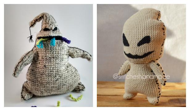 Oogie Boogie Crochet Patterns