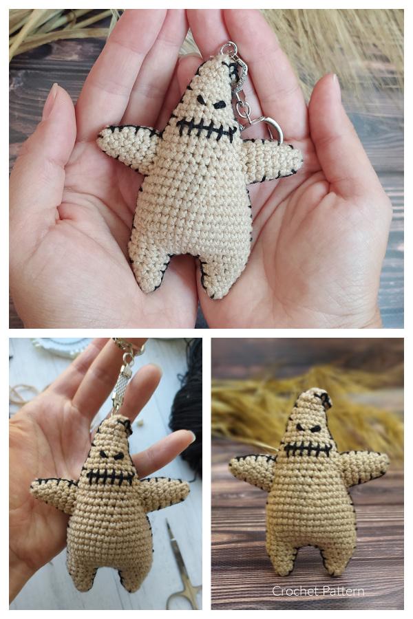 Amigurumi Oogie Boogie Monster Crochet Patterns
