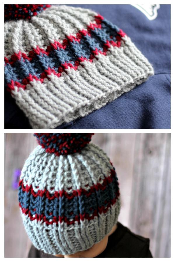 The Scrap Eater Hat Crochet Patterns